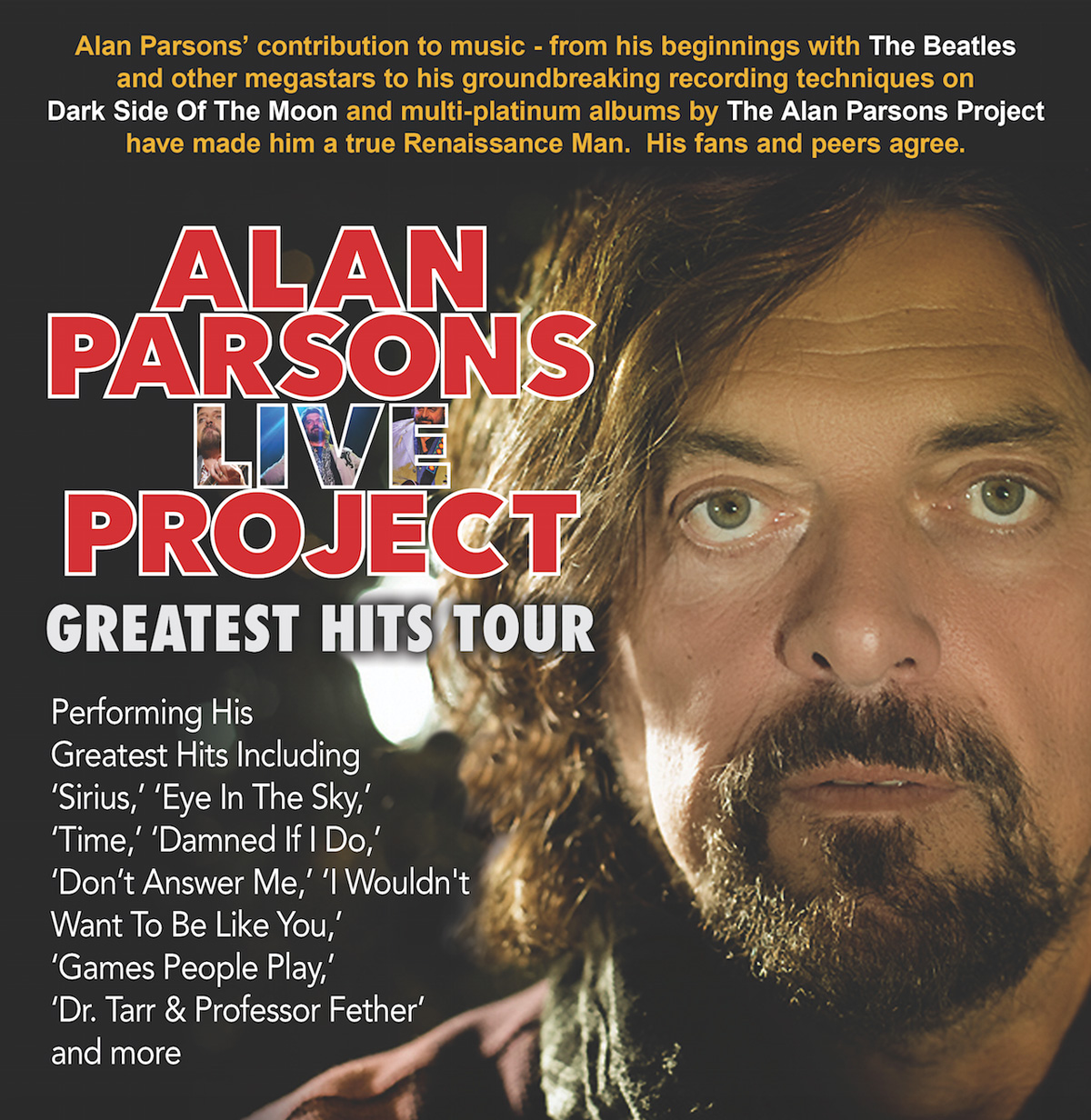 Eye In The Sky The Alan Parsons Project Album Art