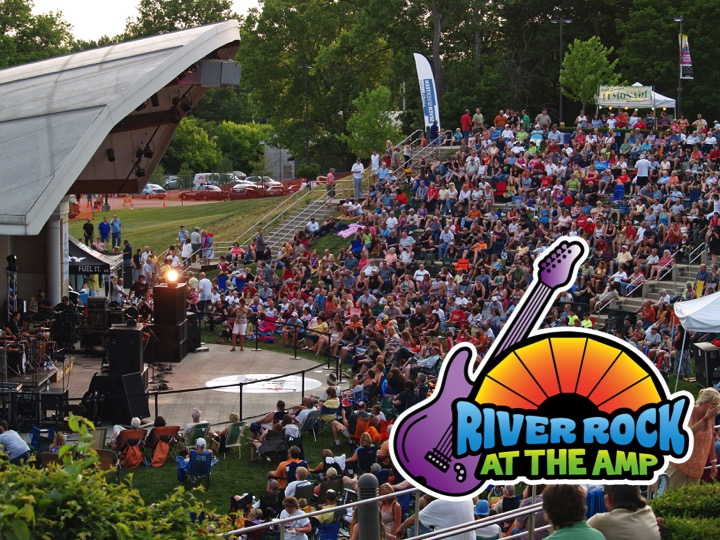 River Rock at the Amp 2018
